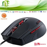 THERMALTAKE BLACK V2 MOUSE 7 BOTONES
