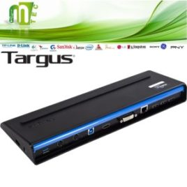 TARGUS DOCKING STATION USB 3.0 + CARGADOR LAPTOP
