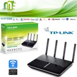 TP-LINK ARCHER C2600 ROUTER DUAL BAND