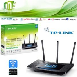 TP-LINK RE590T EXTENSOR WIRELESS DUAL BAND