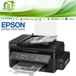 EPSON M200 WORK FORCE MONOCROMATICA RED